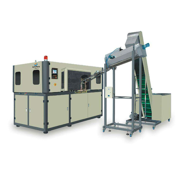 PVC blow molding machine